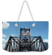 Murray Morgan Bridge, Tacoma, Washington Weekender Tote Bag