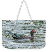 Muscovey Duck Weekender Tote Bag