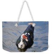 Muscovy 16-07 Weekender Tote Bag