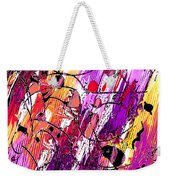 Muse Fragments Weekender Tote Bag