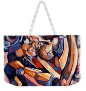 Muse In A Box Weekender Tote Bag