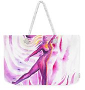 Muse Of Dance Weekender Tote Bag