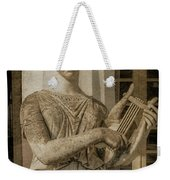 Achilleion, Corfu, Greece - The Muse Terpsichore Weekender Tote Bag