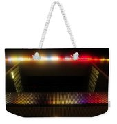 Museum Lights Weekender Tote Bag