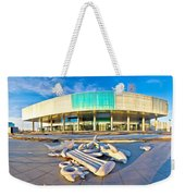 Museum Of Contemporary Art In Zagreb Weekender Tote Bag