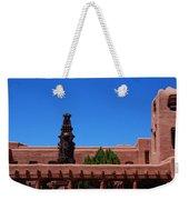 Museum Of Indian Arts And Culture Santa Fe Weekender Tote Bag