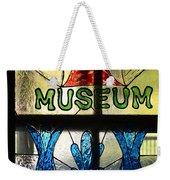 Museum Weekender Tote Bag