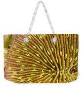 Mushroom Coral Weekender Tote Bag