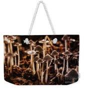Mushroom Friends Weekender Tote Bag