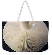 Mushroom Macro Expressionistic Effect Weekender Tote Bag