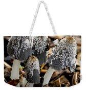 Mushroom Quartet Weekender Tote Bag