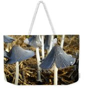 Mushrooms After A June Rain Weekender Tote Bag