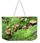 Mushrooms And Moss 2 Weekender Tote Bag