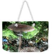Mushrooms Hdr Weekender Tote Bag
