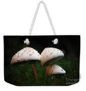Mushrooms In The Morning Weekender Tote Bag