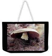 Mushrooms Under Firs Weekender Tote Bag