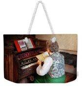 Music - Organist - The Lord Is My Shepherd  Weekender Tote Bag