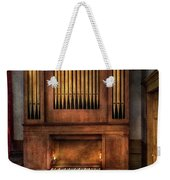 Music - Organist - What A Big Organ You Have  Weekender Tote Bag