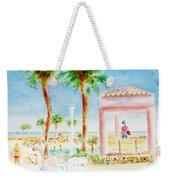 Music At Orange Beach Weekender Tote Bag