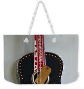 Music City Guitar Weekender Tote Bag