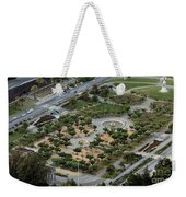 Music Concourse At Golden Gate Park In San Francisco Weekender Tote Bag