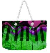 Music In Color Weekender Tote Bag