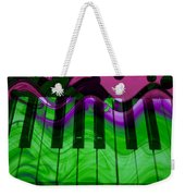 Music In Color Weekender Tote Bag