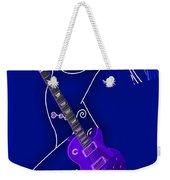 Music Lady Weekender Tote Bag