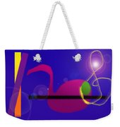 Musical Breakdown Weekender Tote Bag