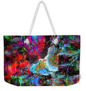 Musical Fountain Weekender Tote Bag