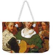 Musical Group Weekender Tote Bag