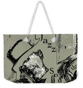 Musical Self Weekender Tote Bag