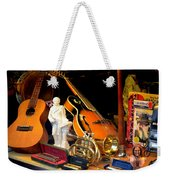 Musically Inclined Weekender Tote Bag