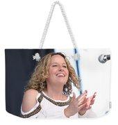Musician Amy Helm Weekender Tote Bag