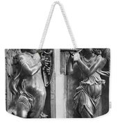 Musician Angels, C1450 Weekender Tote Bag