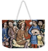 Musicians Weekender Tote Bag