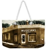 Musicians Local 67 Weekender Tote Bag
