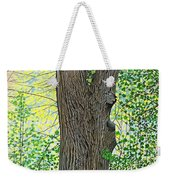 Muskoka Maple Weekender Tote Bag