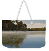 Muskoka Morning Mist Weekender Tote Bag