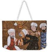 Muslim Court, 1334 A.d Weekender Tote Bag