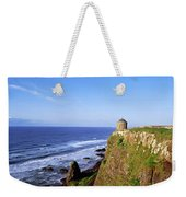 Mussenden Temple, Portstewart, Co Weekender Tote Bag