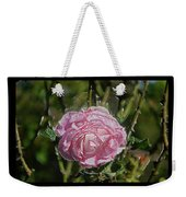 Must Have Been The Roses Weekender Tote Bag