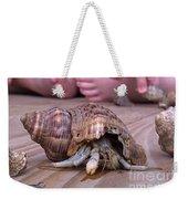 Must Vacate Weekender Tote Bag