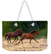 Mustang Gallop Weekender Tote Bag