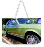 Mustang Memories - 1 Weekender Tote Bag