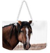 Mustang Stallion Weekender Tote Bag