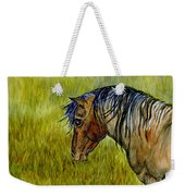 Mustang Stallion Weekender Tote Bag