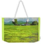 Mustard Fields Indiana Weekender Tote Bag