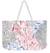 Mutation Weekender Tote Bag