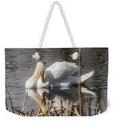 Mute Swan - 3 Weekender Tote Bag